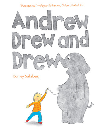 Andrew Drew and Drew #IMWAYR There's a Book for That