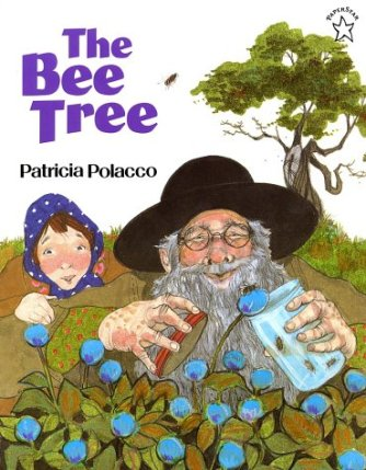 The Bee Tree  Because Good Little Books Must be Shared; celebrating books about #booklove There's a Book for That
