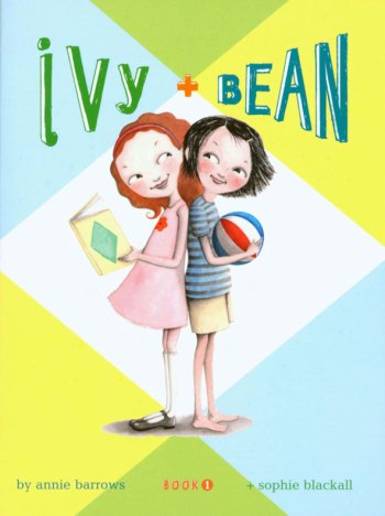 Ivy&Bean #IMWAYR There's a Book for That