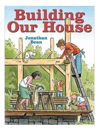 Building our House #IMWAYR There's a Book for That
