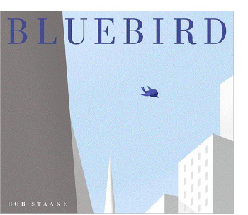 Bluebird #IMWAYR There's a Book for That