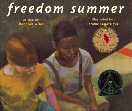 Freedom Summer Historical Fiction Titles: ten of my favourites for #Pb10for10 2015 There's a Book for That