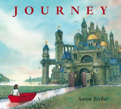 Journey  #IMWAYR There's a Book for That