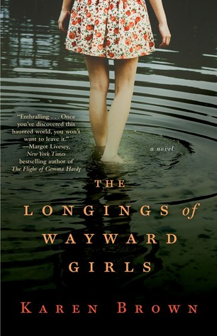 The Longings of Wayward Girls #IMWAYR There's a Book for That