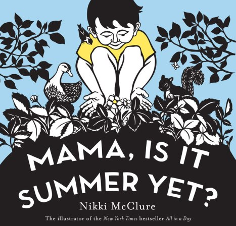 Mama, Is it Summer yet? #IMWAYR There's a Book for That