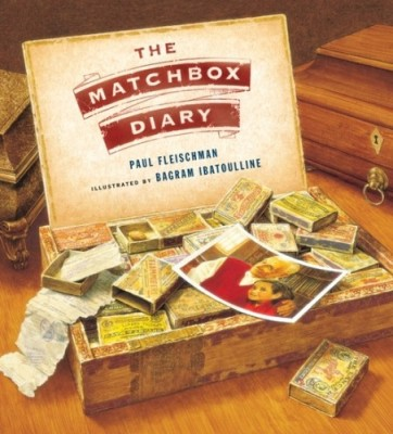 MatchboxDiary #IMWAYR There's a Book for That