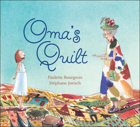 Oma's Quilt: A Connection Between Generations There's a Book for That