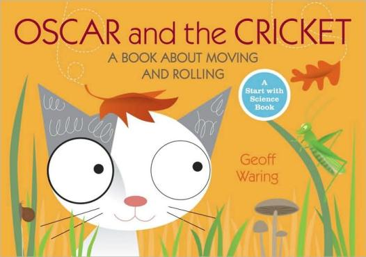 Oscar and the Cricket:  Start with Science The Oscar Books