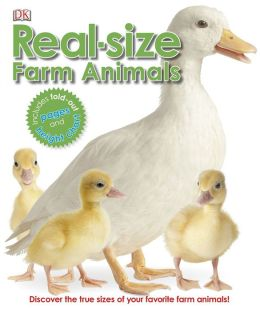 Nonfiction Picture Book Wednesday: Farm Animals