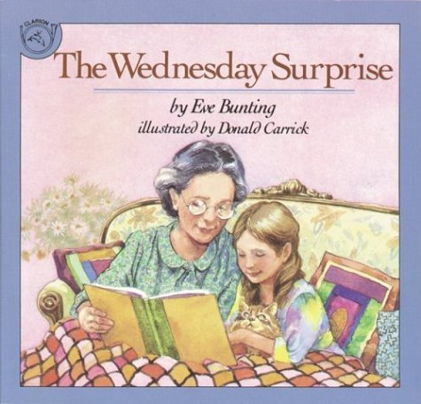 The Wednesday Surprise: A Connection Between Generations There's a Book for That