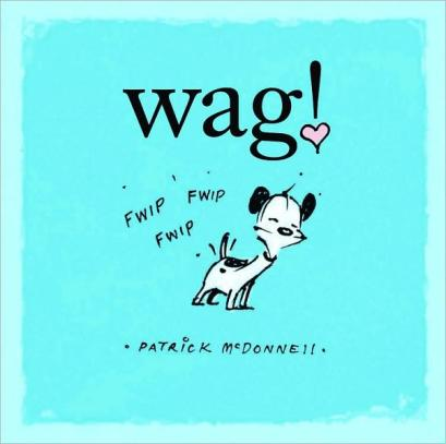 Wag #IMWAYR There's a Book for That