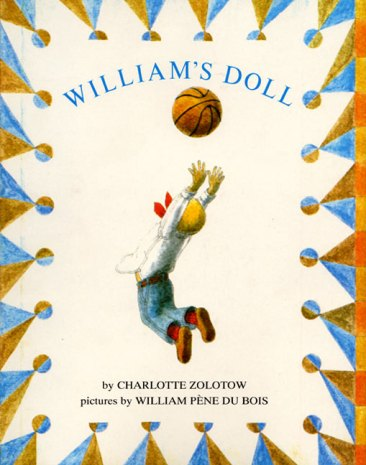 William's Doll: A Connection Between Generations There's a Book for That