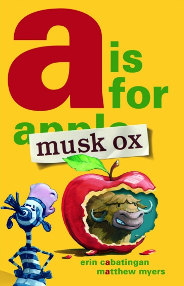 A is for Musk Ox #IMWAYR There's a Book for That!