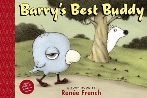 Barry's Best Buddy  #IMWAYR There's a Book for That