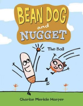 Bean Dog and Nugget #IMWAYR There's a Book for That