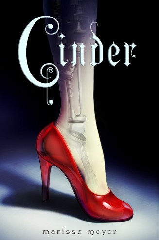 Cinder #IMWAYR There's a Book for That