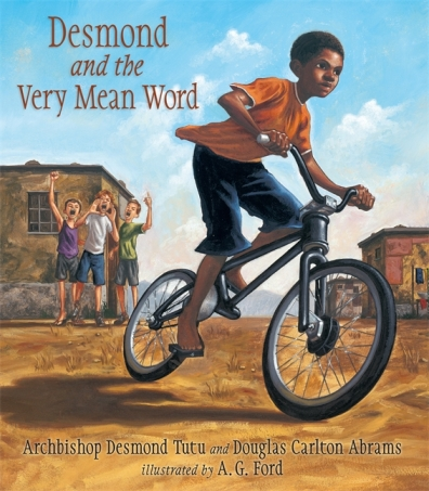Desmond and the Very Mean Word Curiosity Racers