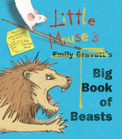 Little Mouse's Big Book of Beasts  #IMWAYR There's a Book for That