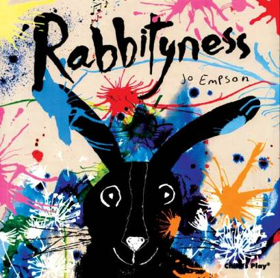 Rabbityness #IMWAYR There's a Book for That