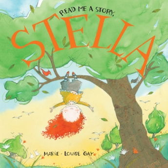 Read me a Story Stella Spunky Girl Characters There's a Book for That
