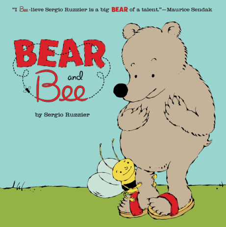 Bear and Bee #IMWAYR There's a Book for That