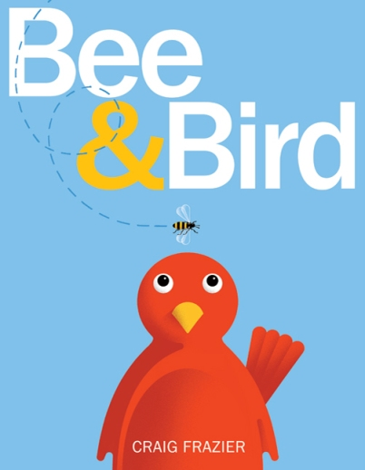 Bee & Bird #IMWAYR There's a Book for That