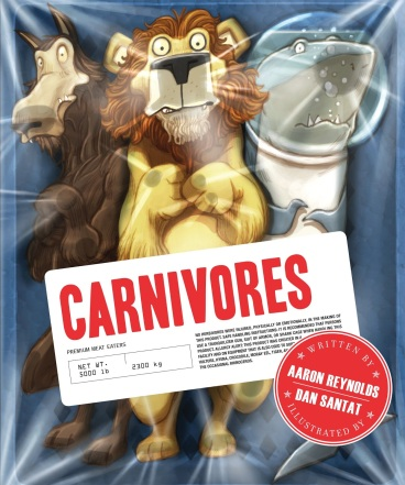 Carnivores  #IMWAYR There's a Book for That