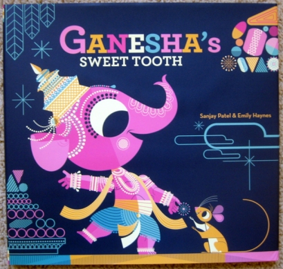 Ganesha's Sweet Tooth  #IMWAYR There's a Book for That