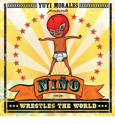 Nino Wrestles the World #IMWAYR There's a Book for That
