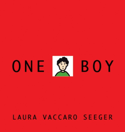 One Boy  #IMWAYR There's a Book for That