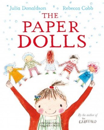 The Paper Dolls #IMWAYR There's a Book for That!