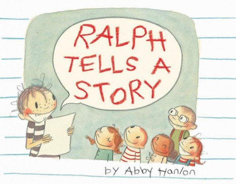 Ralph Tells a Story #IMWAYR There's a Book for That