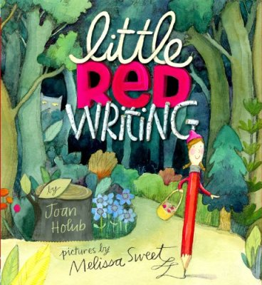Litte Red Writing #IMWAYR There's a Book for That
