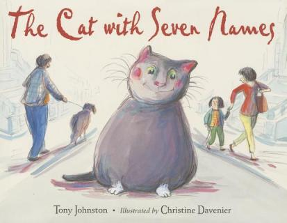 The Cat with the Seven Names  #IMWAYR There's a Book for That