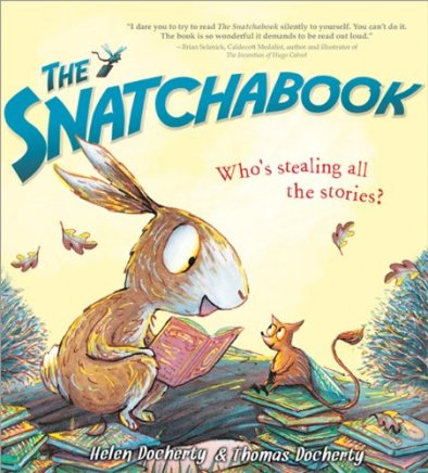 The Snatchabook  Because Good Little Books Must be Shared; celebrating books about #booklove There's a Book for That