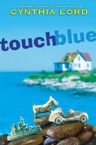 Touch Blue #IMWAYR There's a Book for That