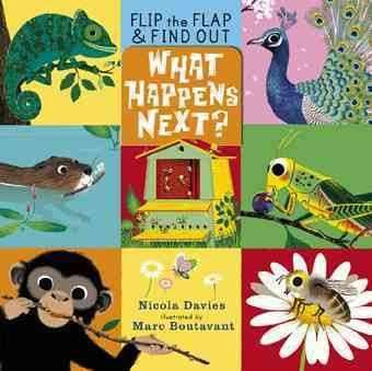 What happens next?  #nfpb2013 Preschool Nonfiction There's a Book for That