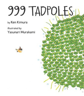 999 Tadpoles #IMWAYR There's a Book for That