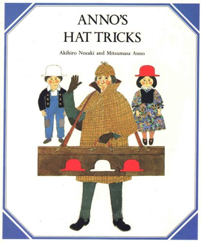 Anno's Hat Tricks #IMWAYR There's a Book for That!