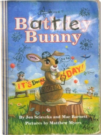 BattleBunny #IMWAYR There's a Book for That