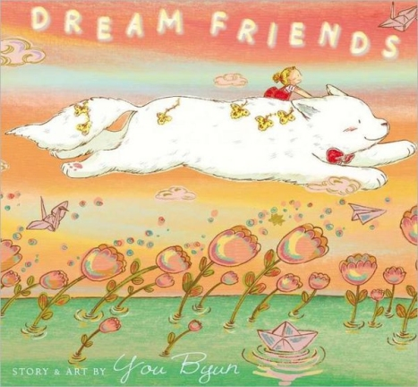 Dream Friends #IMWAYR There's a Book for That