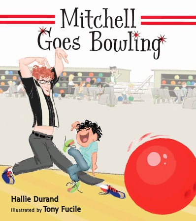 Mitchell Goes Bowling #IMWAYR There's a Book for That!