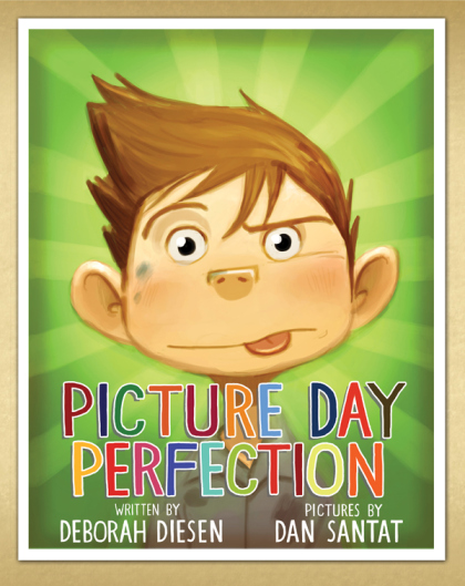 Picture Day Perfection: There's a Book for That