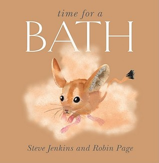 time for a bath #IMWAYR There's a Book for That