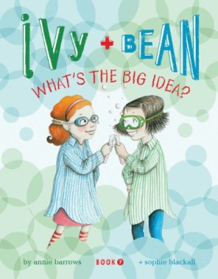 What's the big idea? #IMWAYR There's a Book for That