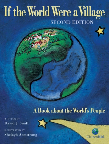 If the World were a Village Nonfiction Picture Book Wednesday: Some favourite nonfiction titles for older readers (List 1) There's a Book for That