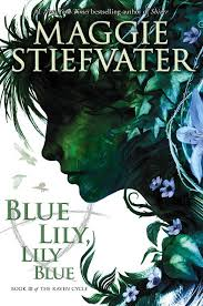 Blue Lily, Lily Blue #MustReadin2014