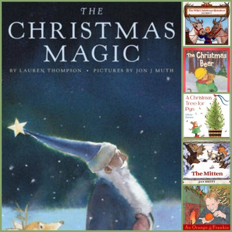 Christmas books #IMWAYR There's a Book for That