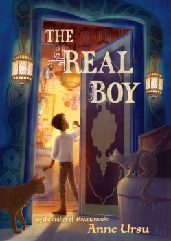 cover.The Real Boy - Front Jacket - 2-13