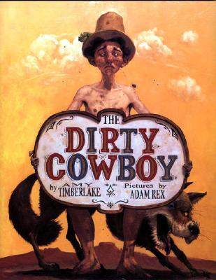 The dirty cowboy #IMWAYR There's a Book for That